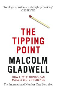 Book the tipping point